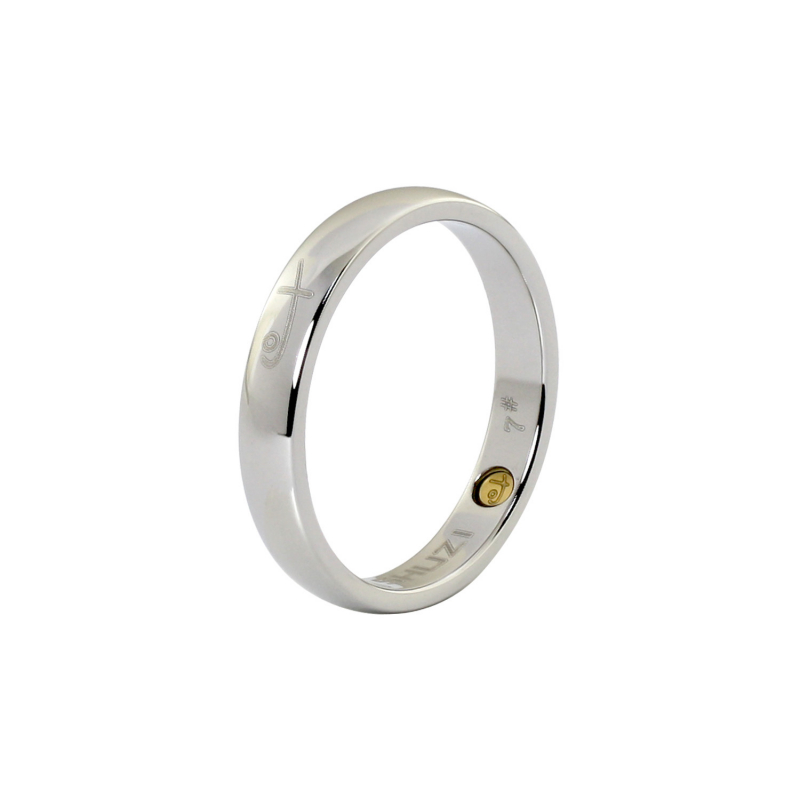 Polished Thin Ring (SS)