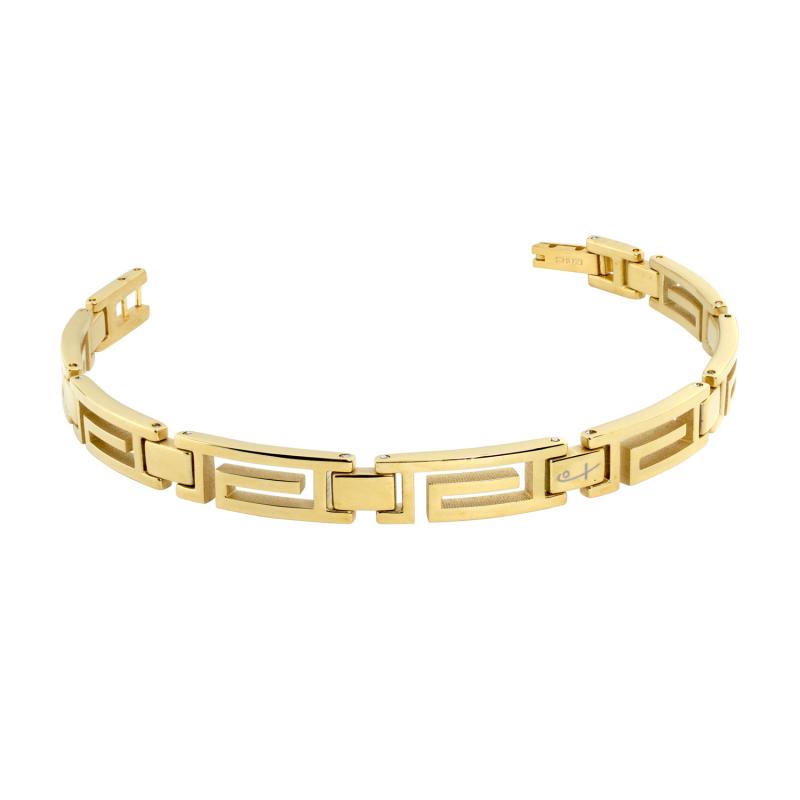 Gold Maze Bracelet (SS)