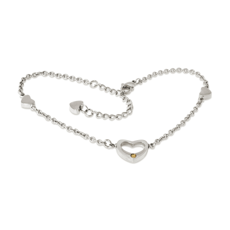 Heart Anklet (SS)