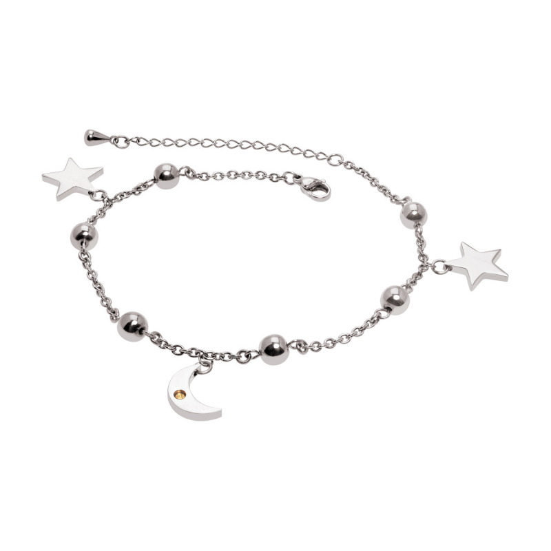Moon & Star Anklet (SS)