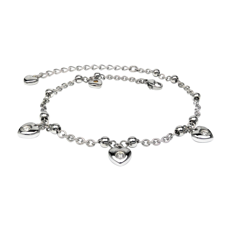 In-her-heart Anklet (SS)